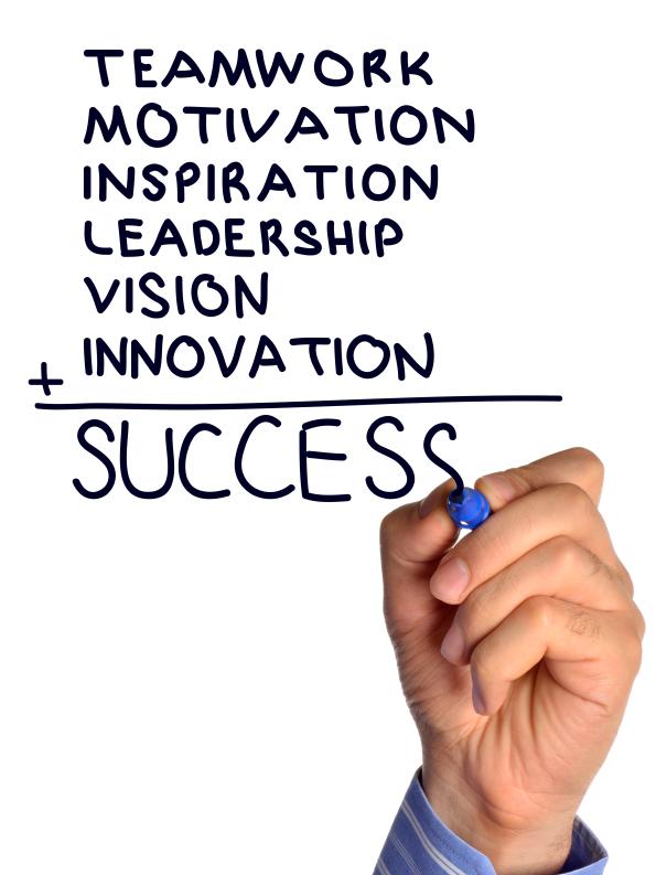 succes, teambuilding, salesteam, Breakthrough